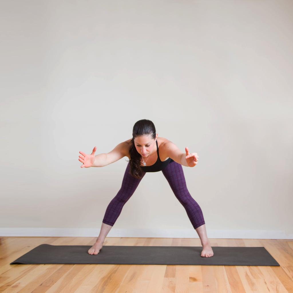 Extended Standing Straddle