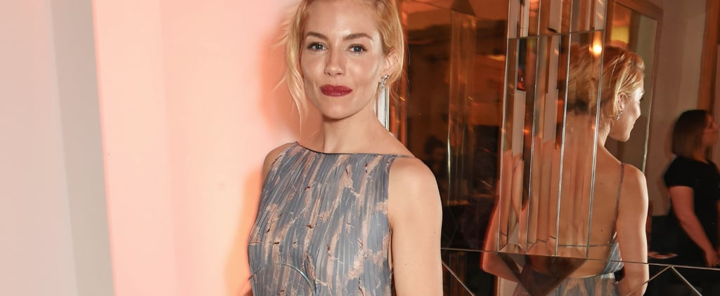 Sienna Miller Takes Home a Major Honor in a Seriously Dreamy Gown
