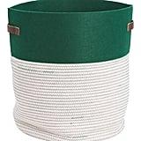 Medium Rope Storage Basket