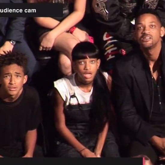 Funny Smith Family Reactions to Miley Cyrus VMAs Performance