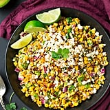 Mexican Street Corn With Avocado