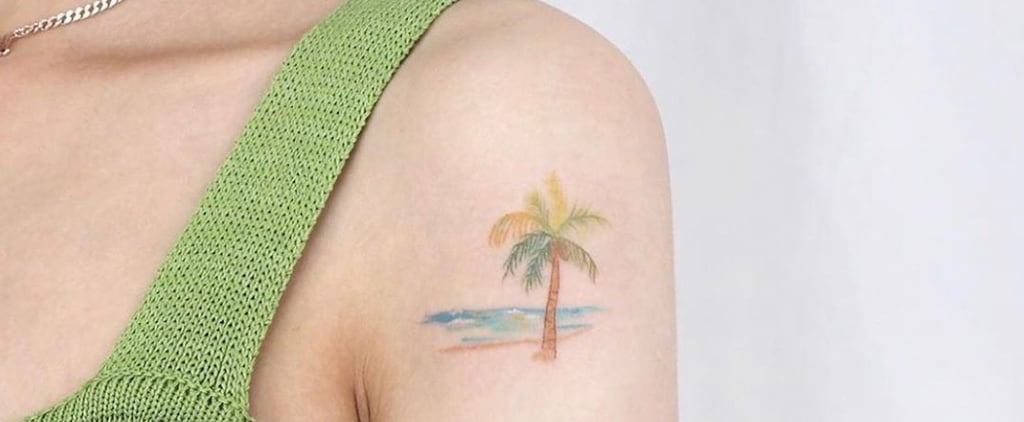 56 Palm Tree Tattoo Ideas