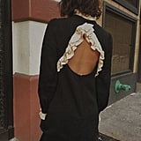 You Can Go Braless to Show Off a Flirty Open Back