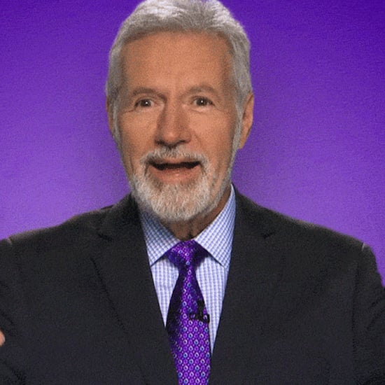 Alex Trebek's Beard on Jeopardy