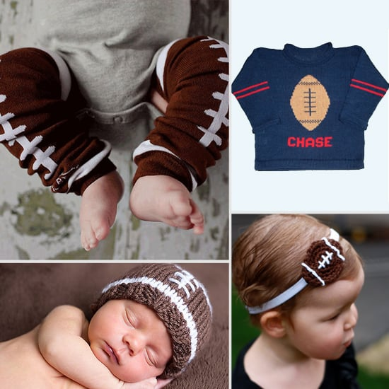 The Cutest Super Bowl Gear For Minifans