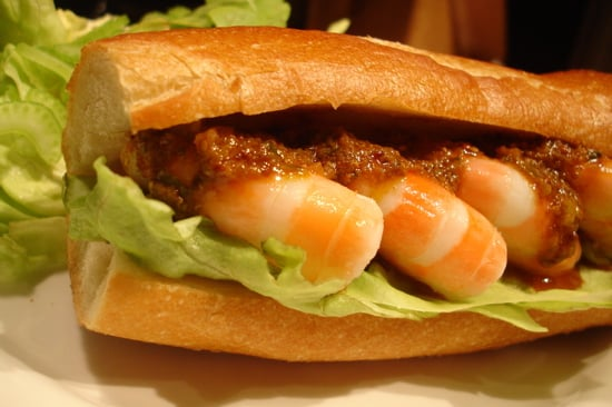 'Wich of the Week: Shrimp Rémoulade Po'Boy