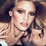 Lara Stone Breaks Calvin Klein Exclusive with New Tom Ford Beauty Campaign