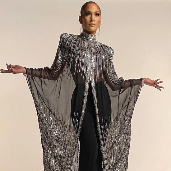 Jennifer Lopez Wore a Balmain Outfit For World of Dance