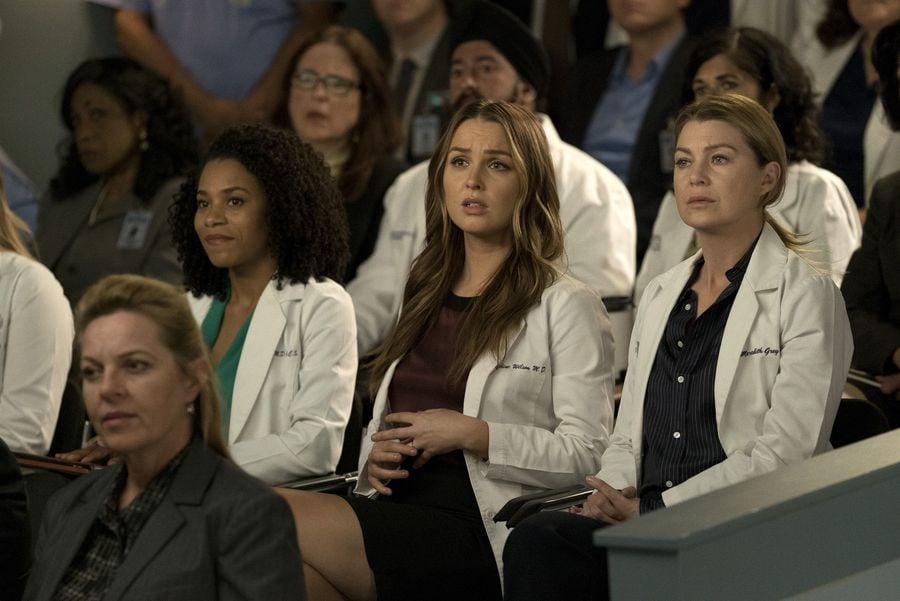 Grey\'s Anatomy Cast Quotes About the Show Ending | POPSUGAR ...