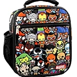 Marvel Avengers Soft Insulated School Lunch Box