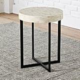 Bone Side Table ($199)