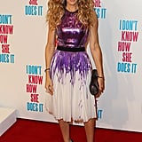 Sarah Jessica Parker at the Melbourne premiere of I Don't Know How She Does It.