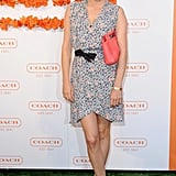 Chloë Sevigny wore Balenciaga at Coach's third annual Evening of Cocktails and Shopping in Santa Monica.