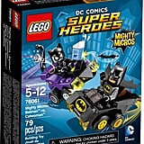 Lego Super Heroes Mighty Micros: Batman vs. Catwoman