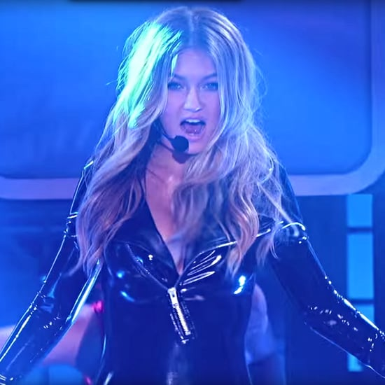 Gigi Hadid on Lip Sync Battle Video