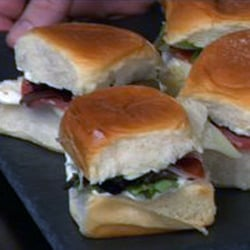 Sliders Recipe
