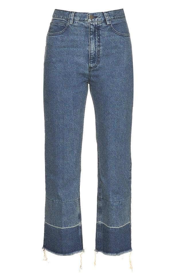Rachel Comey 'Legion' High Rise Slim Leg Jeans ($345)