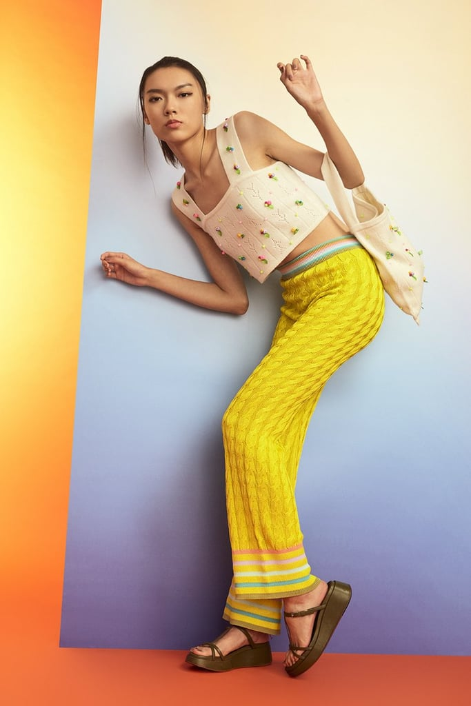 Splurge: YanYan Knits Rosie Crop Top