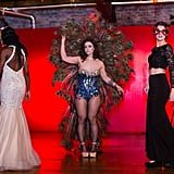 Moulin Rouge Inspired Bachelorette Party