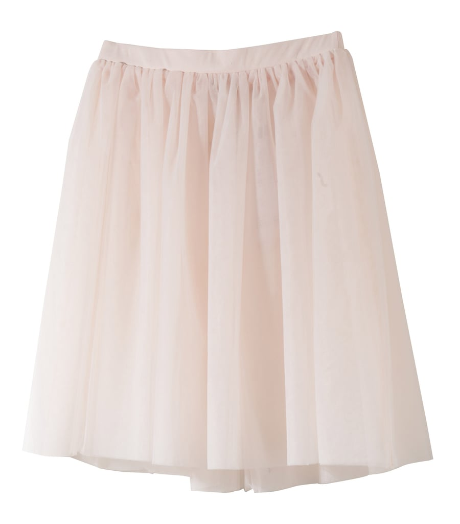 Disney's Cinderella Collection by LC Lauren Conrad Tulle Skirt ($64)