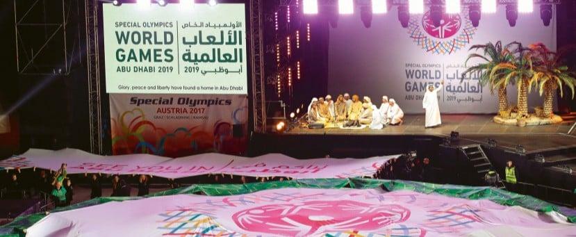 Abu Dhabi Special Olympics Theme Song