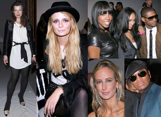 29/09/2008 Paris Fashion Week