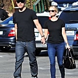 Reese Witherspoon and Jim Gear Up For Christmas Together