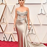 Scarlett Johansson at the Oscars 2020