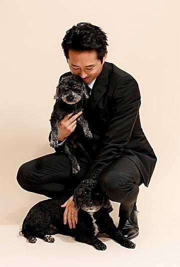 Steven Yeun at the 2021 Critics' Choice Awards | Pictures