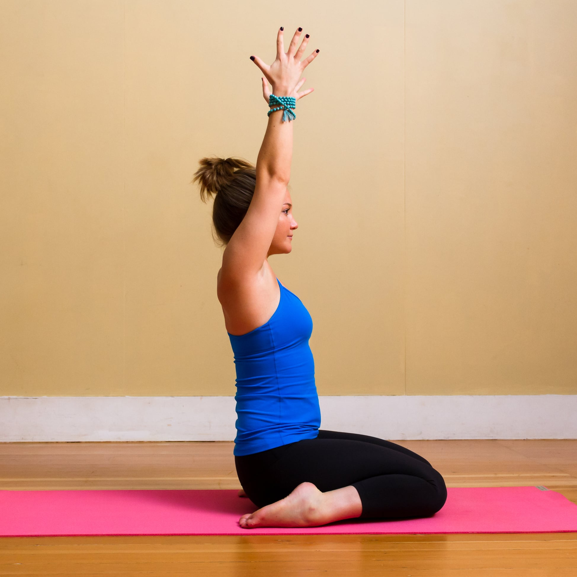 Yoga Poses To Try With Blocks Popsugar Fitness