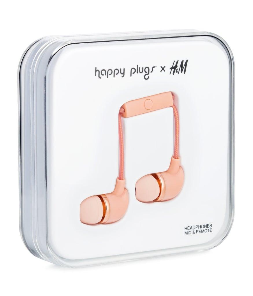 Happy Plugs x H&M Headphones