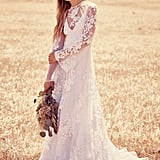 Odylyne the Ceremony Lillian Gown ($4,000)