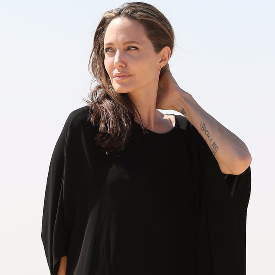 Angelina Jolie Neutral Outfits