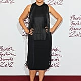 Salma Hayek in Stella McCartney