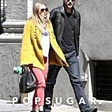 Elizabeth Olsen and Boyd Holbrook Turn Up the Romance in NYC