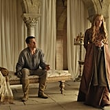 Nikolaj Coster-Waldau as Jaime Lannister and Lena Headey as Cersei Lannister.