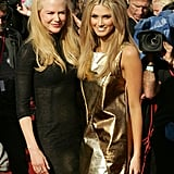 2007: Nicole Kidman and Delta Goodrem