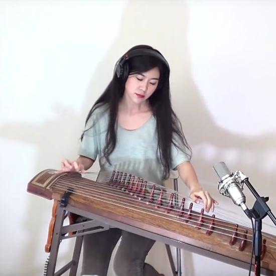 """Smells Like Teen Spirit"" on Gayageum"