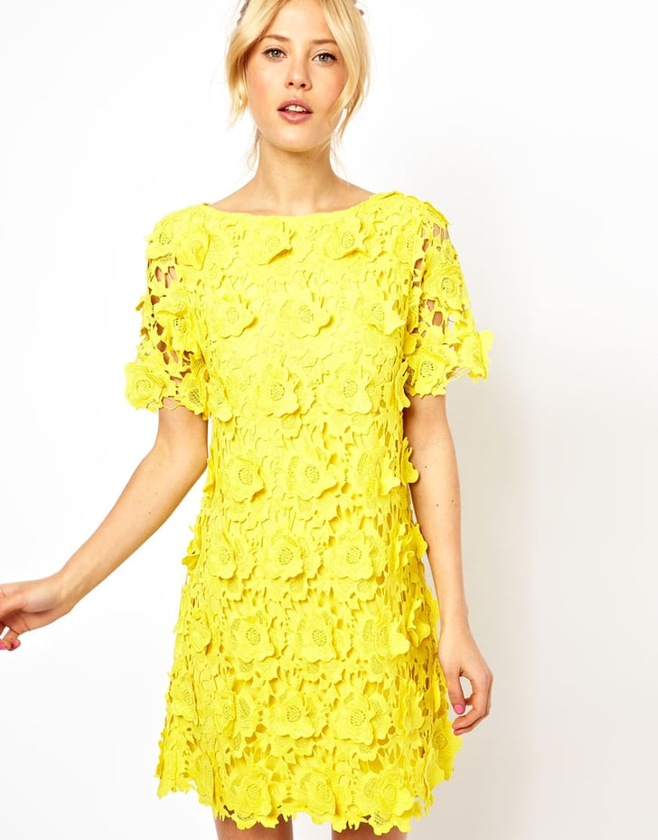 how to wear yellow for spring  shopping  popsugar