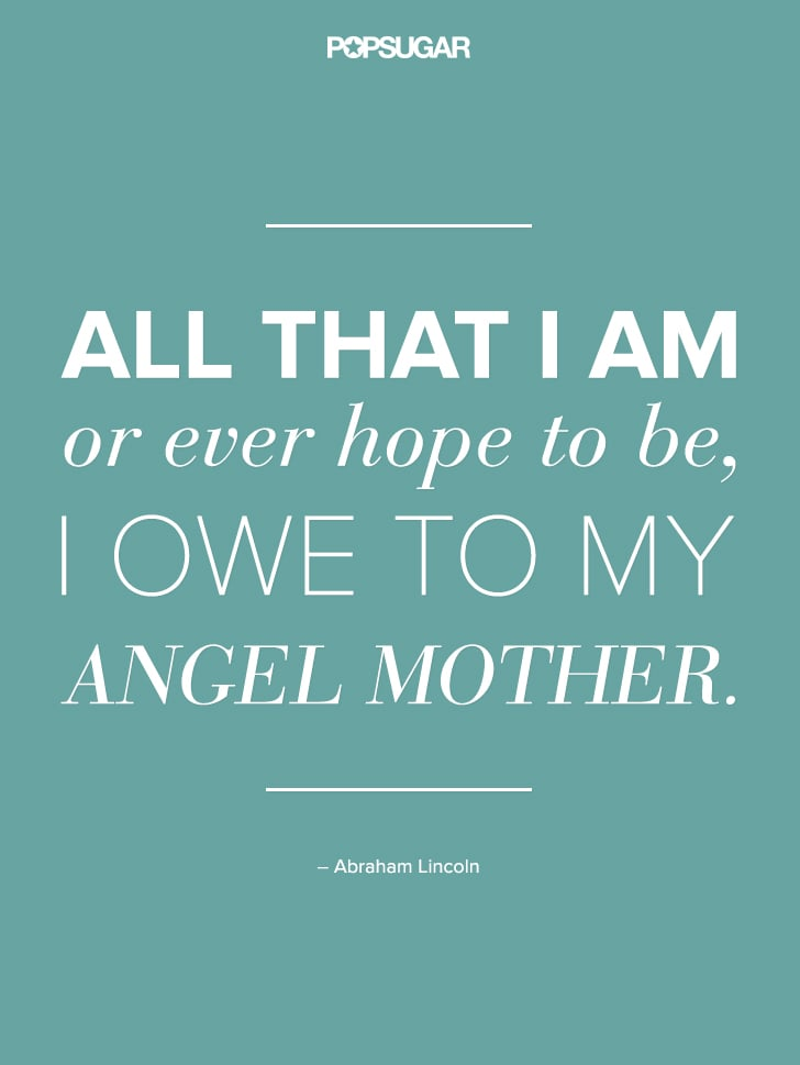 5 Pinnable Quotes About Mom For Mother's Day