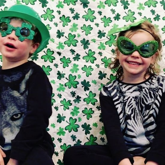 Neil Patrick Harris's Kids Make St. Patrick's Day Video 2017