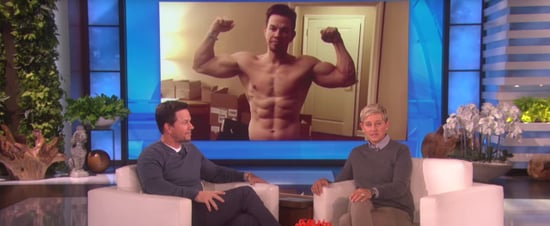 Mark Wahlberg's Kids Don't Like Him Being Shirtless
