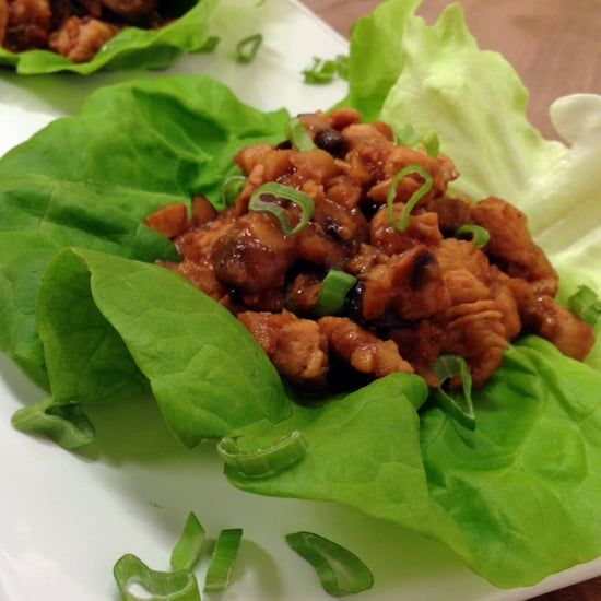 Our Take on P.F. Chang's Chicken Lettuce Wraps