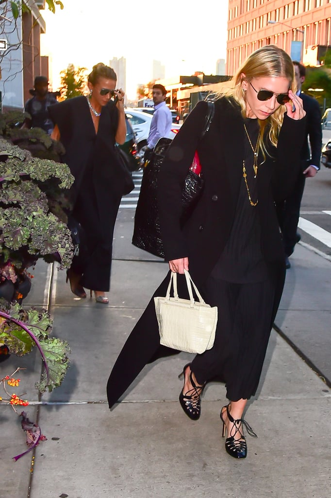 Mary Kate And Ashley Olsen Feel Your Bag Lady Pain They