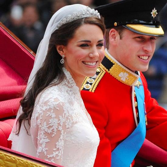 The Royals Wedding Jewellery