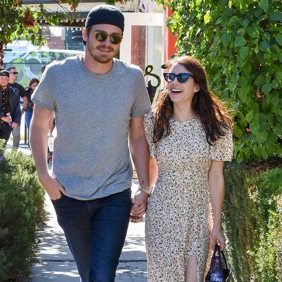 Emma Roberts and Garrett Hedlund Welcome First Child