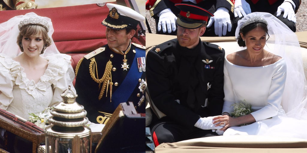 How Princess Diana Was Honoured at Royal Wedding 2018
