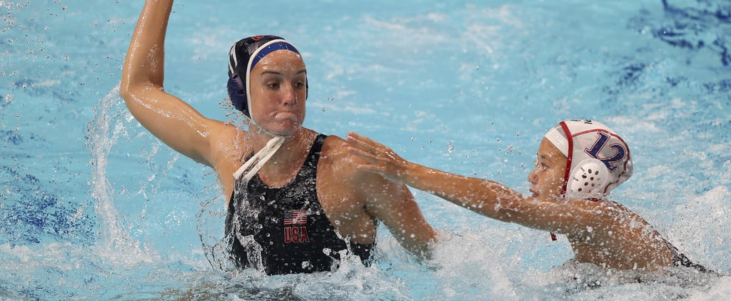Why Water Polo Players Wear Caps