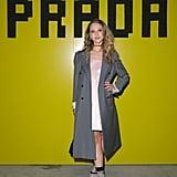 Juno Temple at Prada Fall 2019