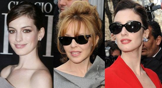 Celebrity Hairstyles at Paris Fashion Week 2010-01-26 07:00:11